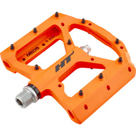 HT Evo-Mag ME05 Pedalen, neon orange